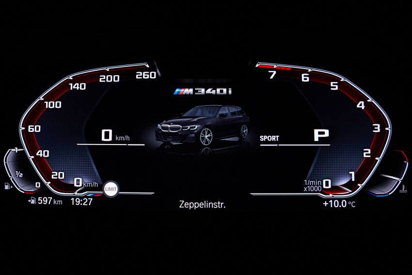 GALLERY: G21 BMW M340i xDrive Touring and G20 M340i xDrive Sedan – 369 hp, 0-100 km/h from 4.4s Image #1034877