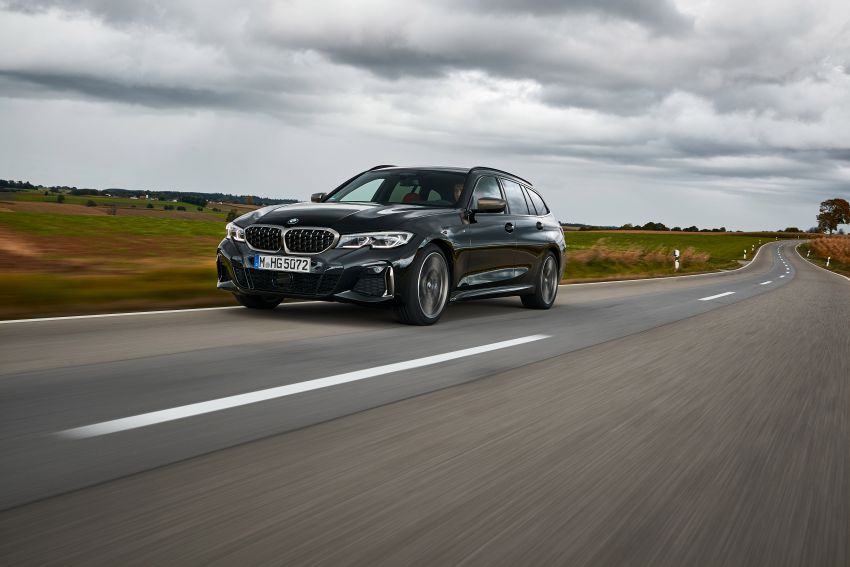 GALLERY: G21 BMW M340i xDrive Touring and G20 M340i xDrive Sedan – 369 hp, 0-100 km/h from 4.4s Image #1034837
