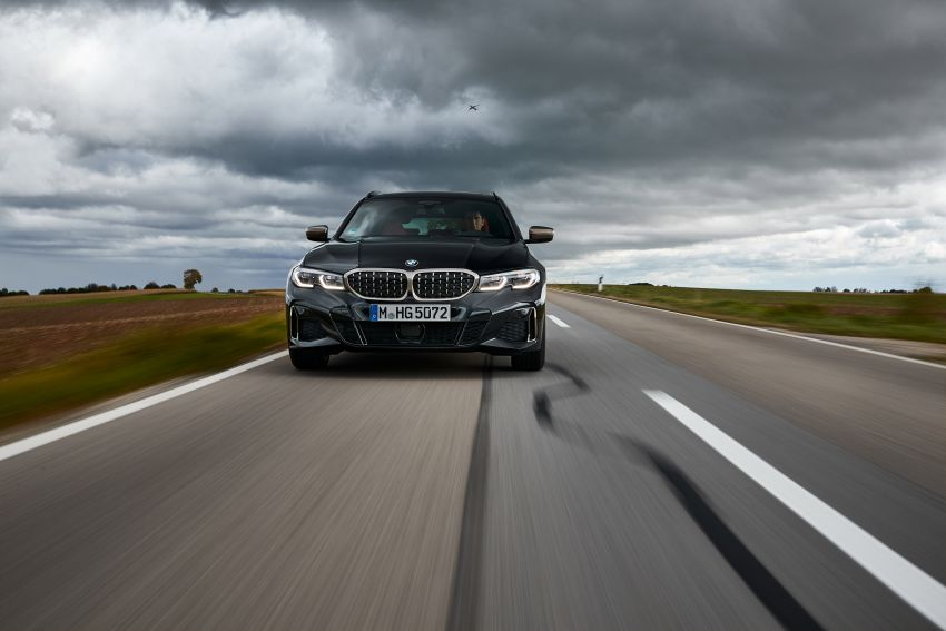 GALLERY: G21 BMW M340i xDrive Touring and G20 M340i xDrive Sedan – 369 hp, 0-100 km/h from 4.4s Image #1034838