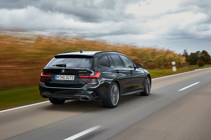 GALLERY: G21 BMW M340i xDrive Touring and G20 M340i xDrive Sedan – 369 hp, 0-100 km/h from 4.4s Image #1034840