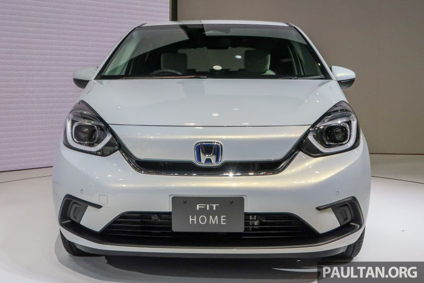 Tokyo 2019: Honda Jazz – 4th-gen debuts, five variants, two-motor i-MMD hybrid system, Sensing Image #1033799