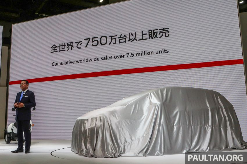 Tokyo 2019: Honda Jazz – 4th-gen debuts, five variants, two-motor i-MMD hybrid system, Sensing Image #1033769
