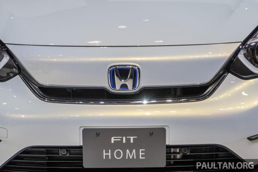 Tokyo 2019: Honda Jazz – 4th-gen debuts, five variants, two-motor i-MMD hybrid system, Sensing Image #1033802