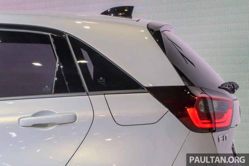 Tokyo 2019: Honda Jazz – 4th-gen debuts, five variants, two-motor i-MMD hybrid system, Sensing Image #1033806