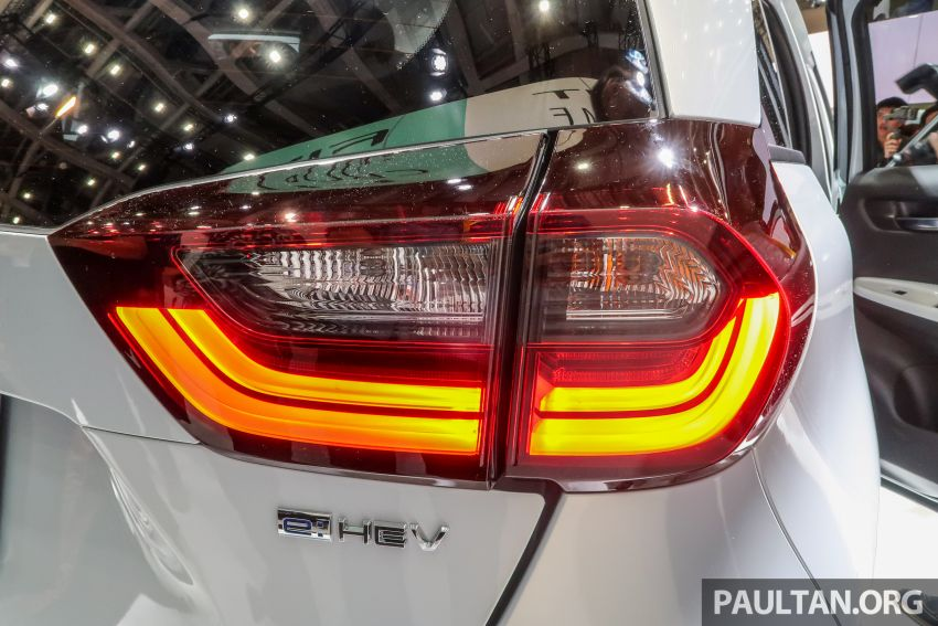 Tokyo 2019: Honda Jazz – 4th-gen debuts, five variants, two-motor i-MMD hybrid system, Sensing Image #1033811
