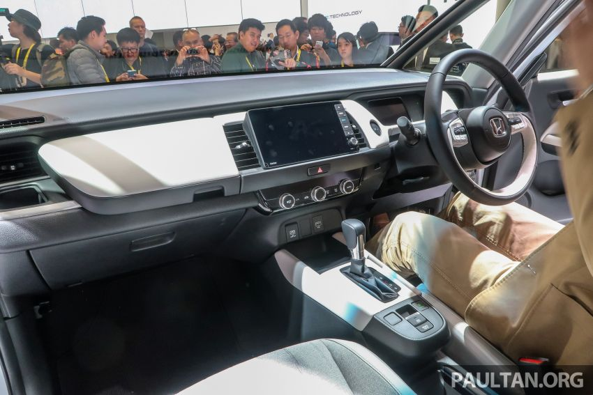 Tokyo 2019: Honda Jazz – 4th-gen debuts, five variants, two-motor i-MMD hybrid system, Sensing Image #1033813