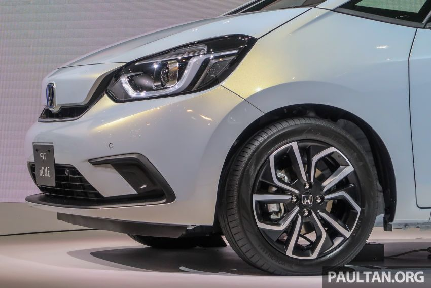 Tokyo 2019: Honda Jazz – 4th-gen debuts, five variants, two-motor i-MMD hybrid system, Sensing Image #1033773