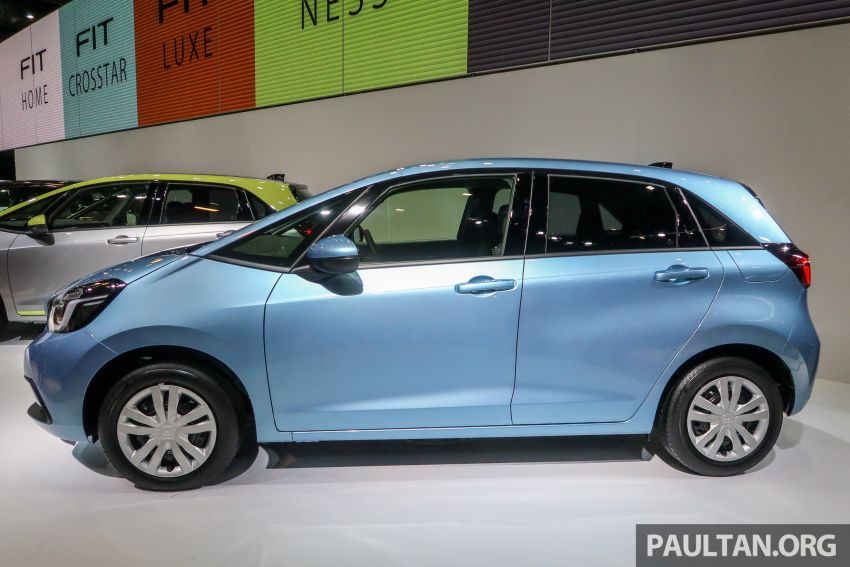 Tokyo 2019: Honda Jazz – 4th-gen debuts, five variants, two-motor i-MMD hybrid system, Sensing Image #1033885