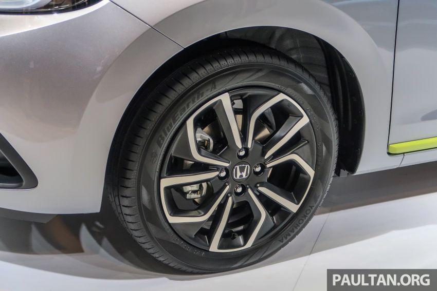 Tokyo 2019: Honda Jazz – 4th-gen debuts, five variants, two-motor i-MMD hybrid system, Sensing Image #1033888