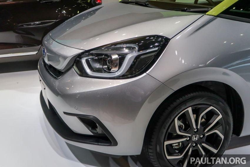 Tokyo 2019: Honda Jazz – 4th-gen debuts, five variants, two-motor i-MMD hybrid system, Sensing Image #1033890