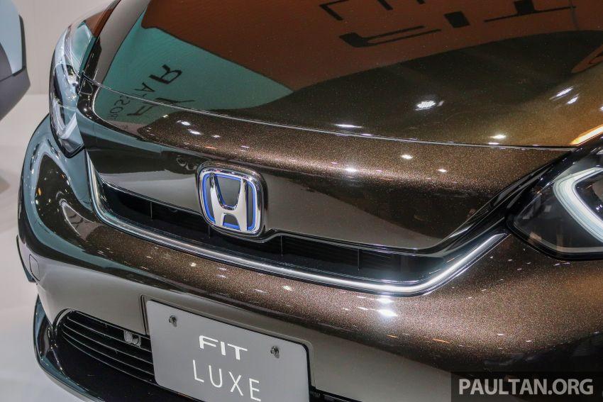 Tokyo 2019: Honda Jazz – 4th-gen debuts, five variants, two-motor i-MMD hybrid system, Sensing Image #1033901