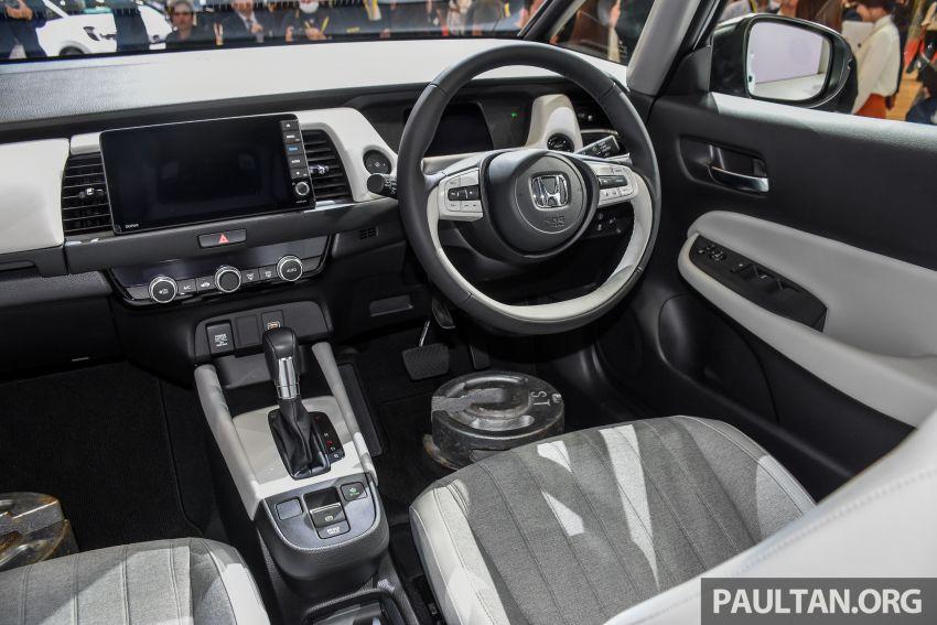 Tokyo 2019: Honda Jazz – 4th-gen debuts, five variants, two-motor i-MMD hybrid system, Sensing Image #1034173