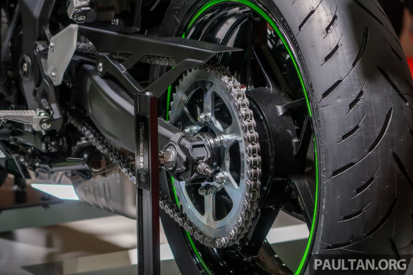 Tokyo 2019: Kawasaki Z H2 dan Ninja ZX-25R  didedah – naked supercharge 200 PS dan 250 cc 4 silinder Image #1034412