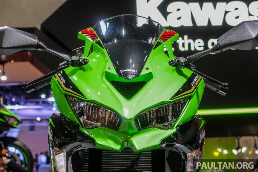 Tokyo 2019: Kawasaki Z H2 dan Ninja ZX-25R  didedah – naked supercharge 200 PS dan 250 cc 4 silinder Image #1034406