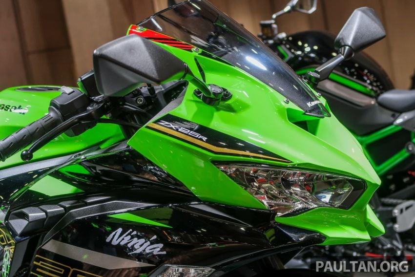 Tokyo 2019: Kawasaki Z H2 dan Ninja ZX-25R  didedah – naked supercharge 200 PS dan 250 cc 4 silinder Image #1034408