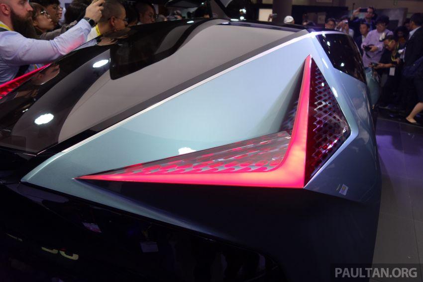 Tokyo 2019: Lexus LF-30 pamer teknologi elektrik maju Image #1034163