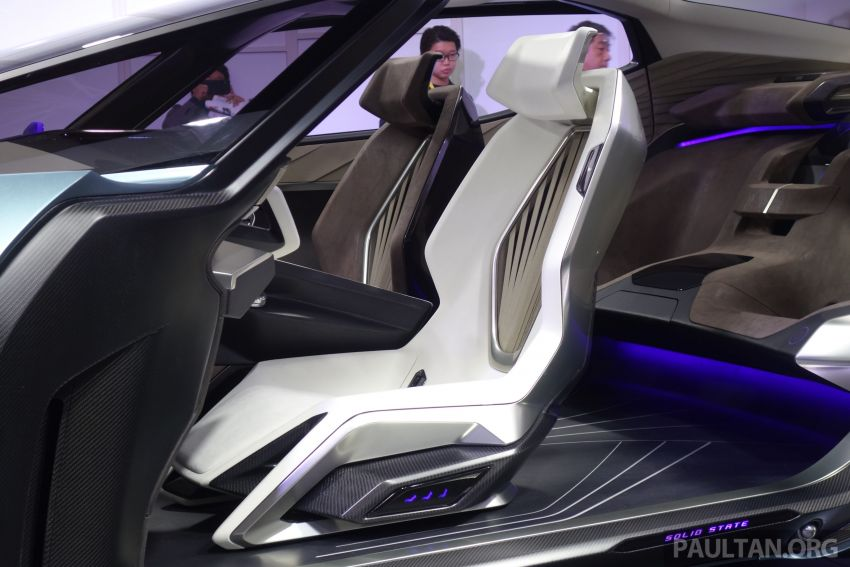 Tokyo 2019: Lexus LF-30 pamer teknologi elektrik maju Image #1034175