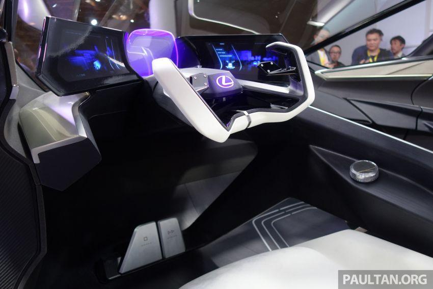 Tokyo 2019: Lexus LF-30 pamer teknologi elektrik maju Image #1034177