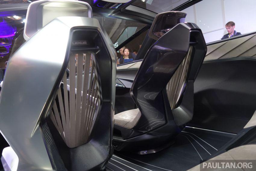 Tokyo 2019: Lexus LF-30 pamer teknologi elektrik maju Image #1034178