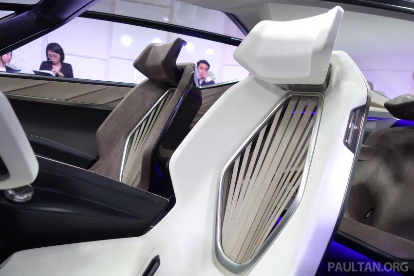 Tokyo 2019: Lexus LF-30 pamer teknologi elektrik maju Image #1034188