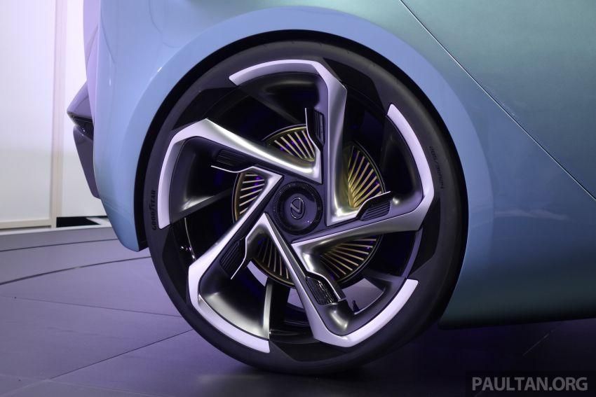 Tokyo 2019: Lexus LF-30 pamer teknologi elektrik maju Image #1034148