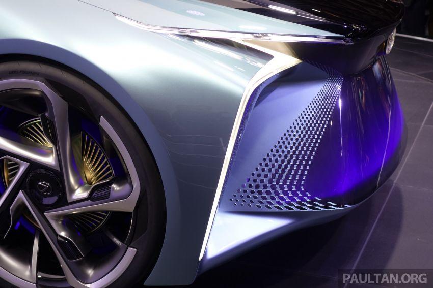 Tokyo 2019: Lexus LF-30 pamer teknologi elektrik maju Image #1034153