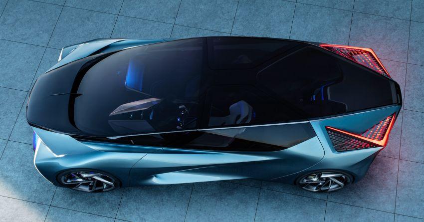 Tokyo 2019: Lexus LF-30 pamer teknologi elektrik maju Image #1034043