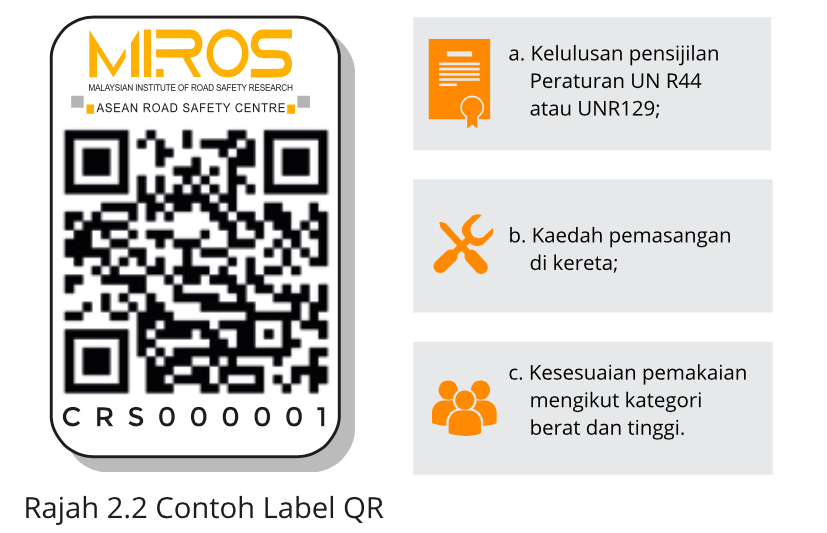 MIROS launches guidelines for child restraint systems – usage to be mandatory starting January 1, 2020 Image #1034490
