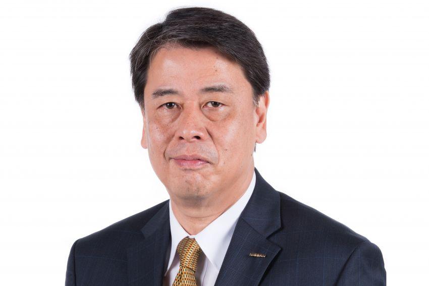 Nissan appoints China boss Makoto Uchida as CEO Image #1027610