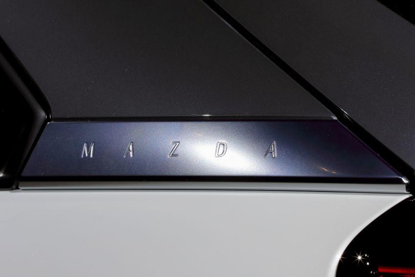 Tokyo 2019: Mazda MX-30 – brand's first EV debuts with 141 hp, 264 Nm, 209 km EV range, suicide doors! Image #1033857