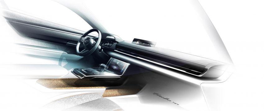 Tokyo 2019: Mazda MX-30 – brand's first EV debuts with 141 hp, 264 Nm, 209 km EV range, suicide doors! Image #1033865