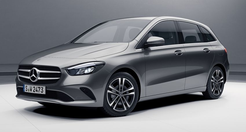 W247 Mercedes-Benz B200 Progressive Line – RM240k Image #1028152
