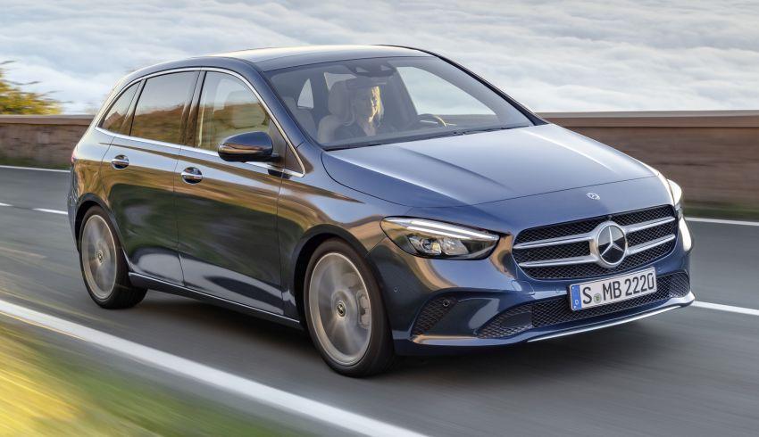 W247 Mercedes-Benz B200 Progressive Line – RM240k Image #1028146