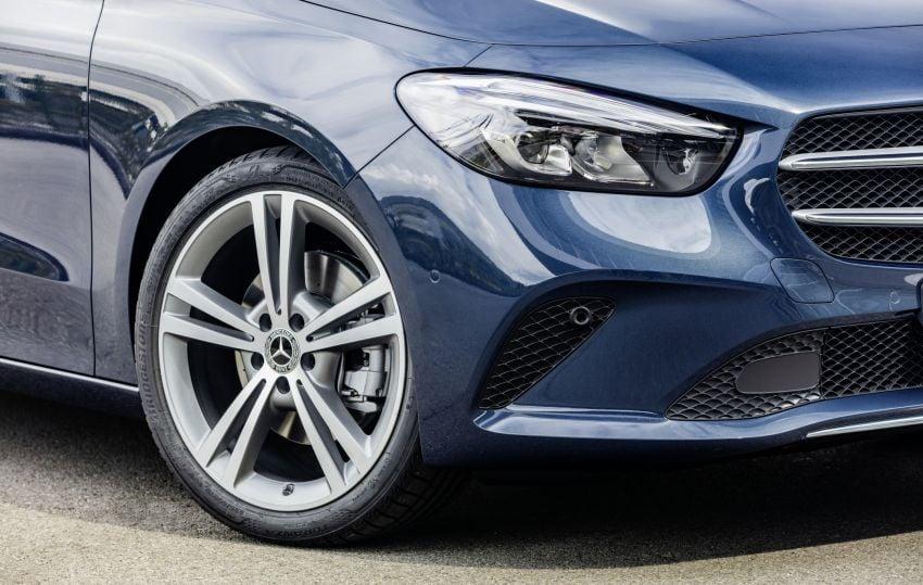 W247 Mercedes-Benz B200 Progressive Line – RM240k Image #1028149