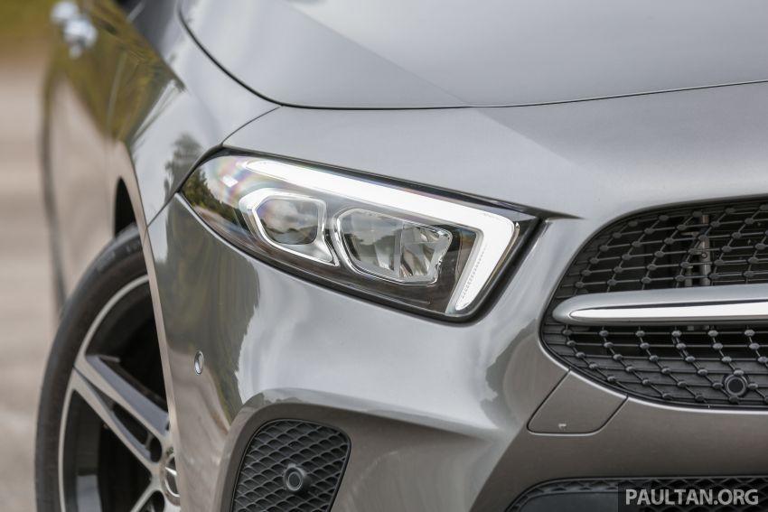 DRIVEN: V177 Mercedes-Benz A200 Sedan – whelming Image #1024674