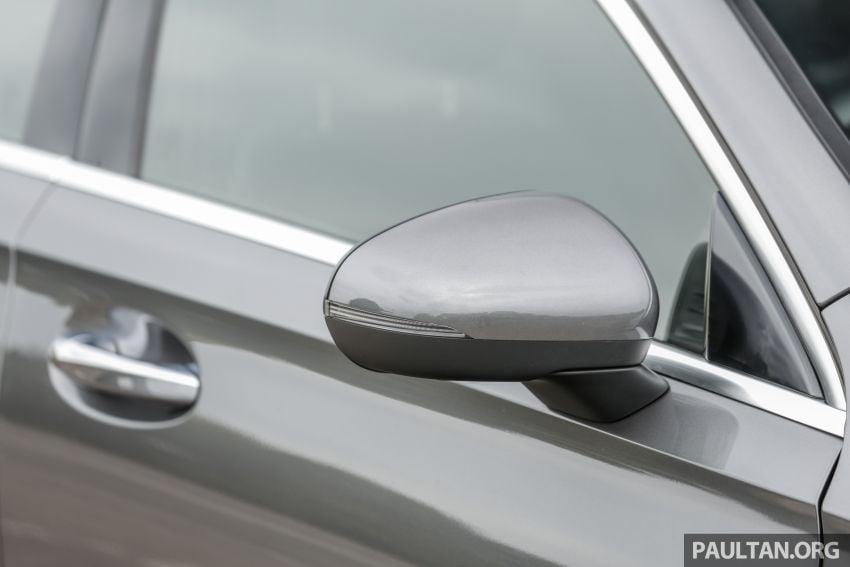 DRIVEN: V177 Mercedes-Benz A200 Sedan – whelming Image #1024681