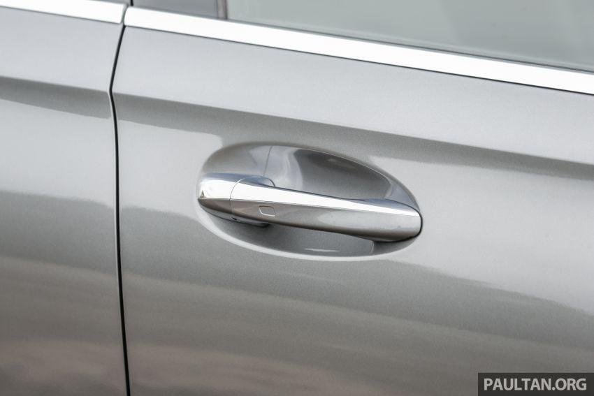 DRIVEN: V177 Mercedes-Benz A200 Sedan – whelming Image #1024683