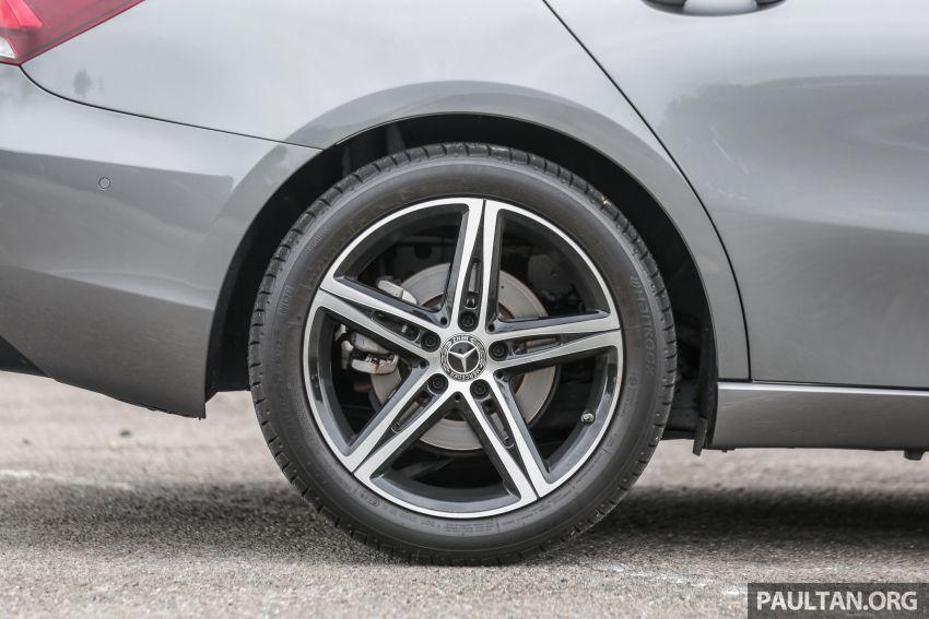 DRIVEN: V177 Mercedes-Benz A200 Sedan – whelming Image #1024686