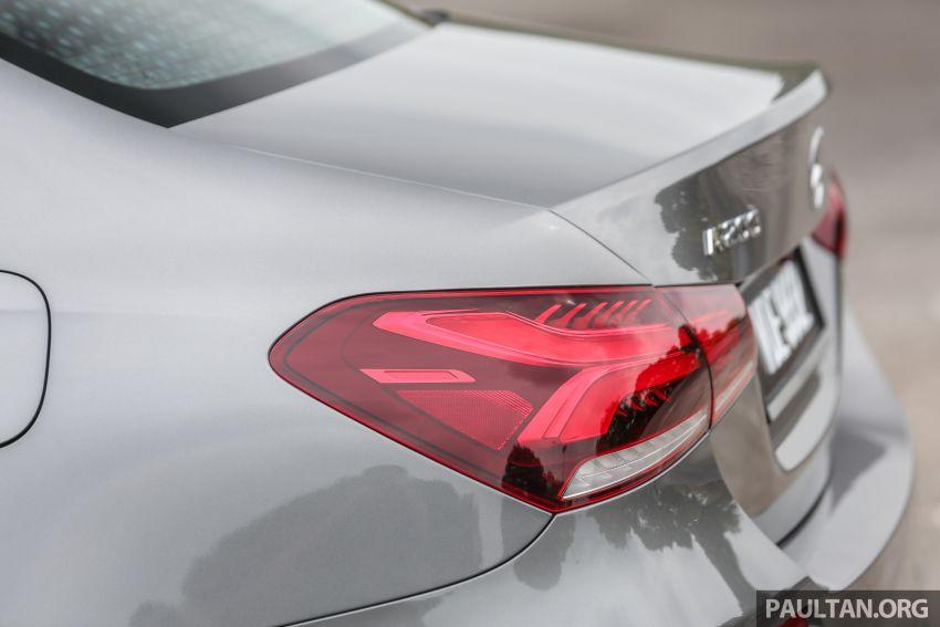 DRIVEN: V177 Mercedes-Benz A200 Sedan – whelming Image #1024689