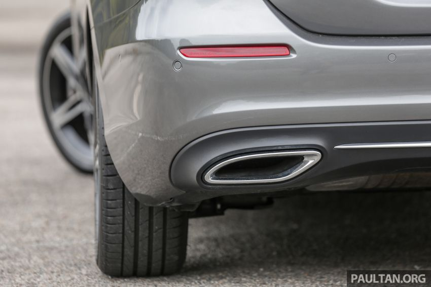 DRIVEN: V177 Mercedes-Benz A200 Sedan – whelming Image #1024690