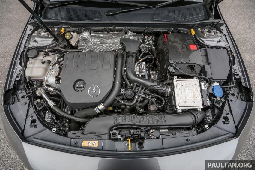 DRIVEN: V177 Mercedes-Benz A200 Sedan – whelming Image #1024694