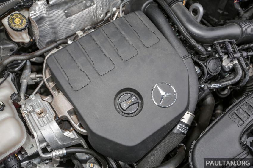 DRIVEN: V177 Mercedes-Benz A200 Sedan – whelming Image #1024695