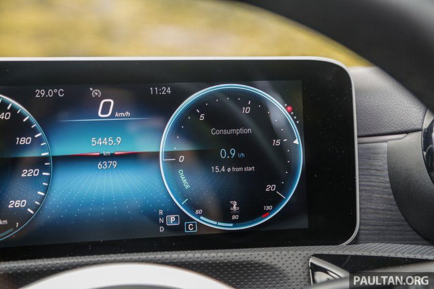 DRIVEN: V177 Mercedes-Benz A200 Sedan – whelming Image #1024707