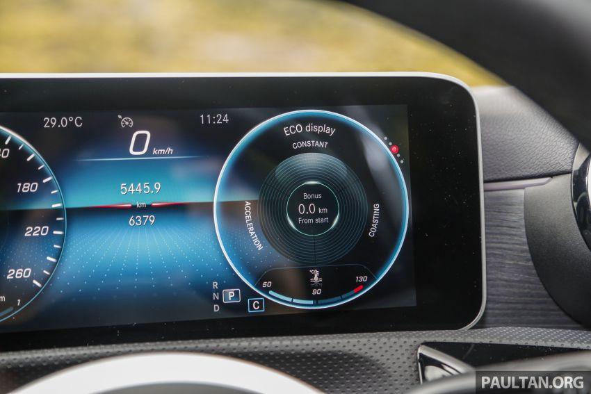 DRIVEN: V177 Mercedes-Benz A200 Sedan – whelming Image #1024708