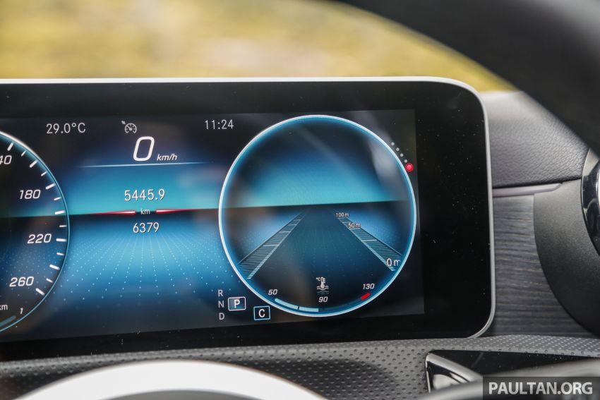DRIVEN: V177 Mercedes-Benz A200 Sedan – whelming Image #1024711