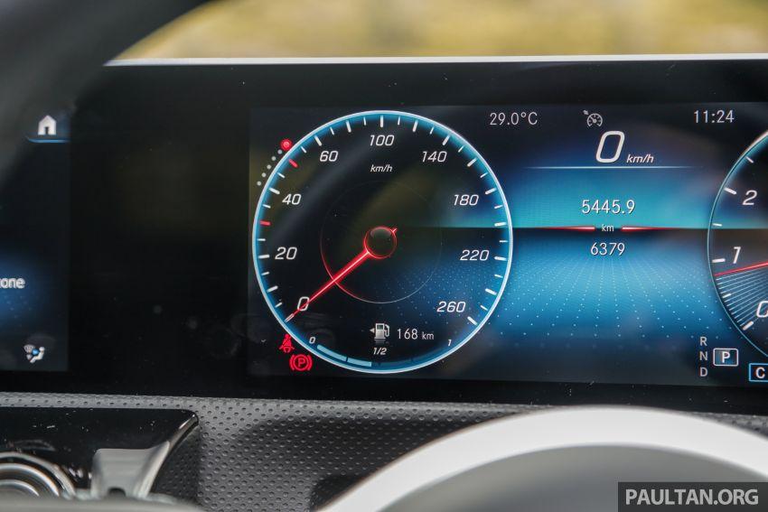 DRIVEN: V177 Mercedes-Benz A200 Sedan – whelming Image #1024712