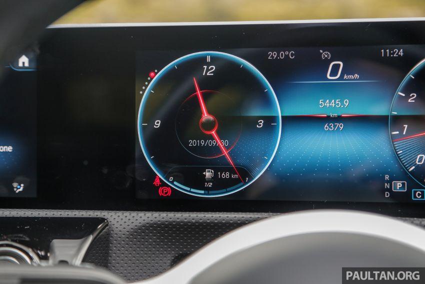DRIVEN: V177 Mercedes-Benz A200 Sedan – whelming Image #1024713