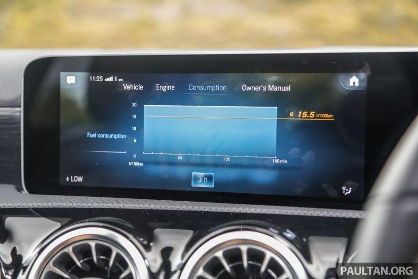 DRIVEN: V177 Mercedes-Benz A200 Sedan – whelming Image #1024723
