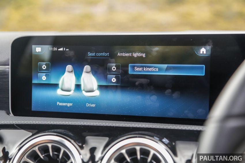 DRIVEN: V177 Mercedes-Benz A200 Sedan – whelming Image #1024725