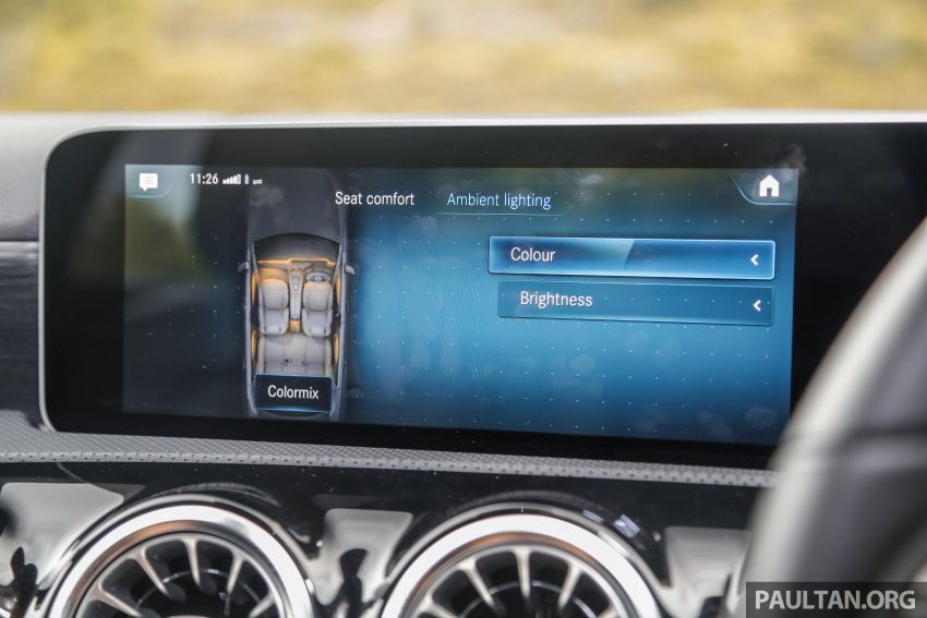 DRIVEN: V177 Mercedes-Benz A200 Sedan – whelming Image #1024726